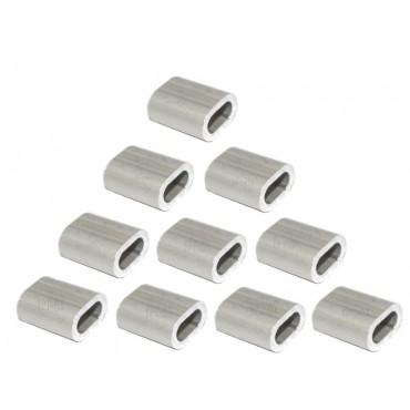 Manchon aluminium ( lot de...