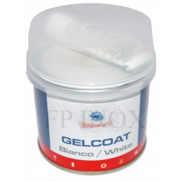 Gel Coat Blanc 4 en 1 Haute...