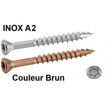 Vis Ø4mm - Ø5mm inox A2...